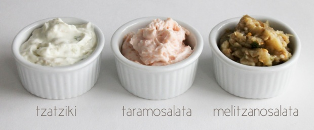 Greek Dips