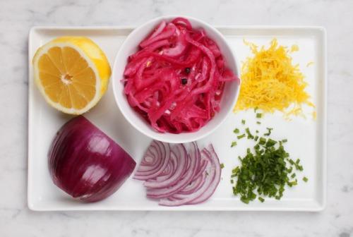 Whitefish Salad Ingredients