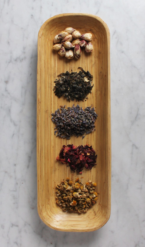 Tea Therapy-Ingredients